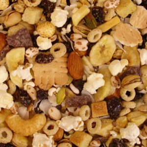 HEALTHY SNACK MIX OMAR'S
